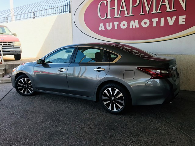 Used 2018 Nissan Altima 2.5 SV