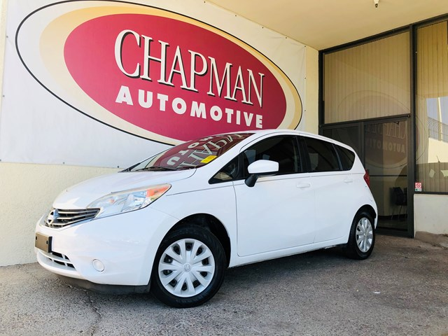 Used 2015 Nissan Versa S Note