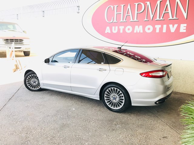 Used 2014 Ford Fusion Titanium