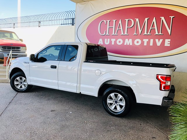 Used 2018 Ford F-150 XLT Extended Cab