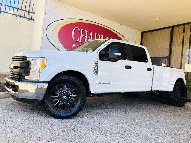 2017 Ford F-350 Super Duty XL Crew Cab