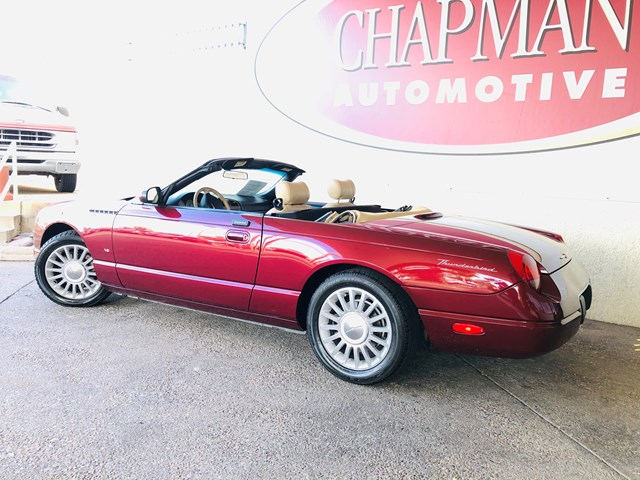 Used 2004 Ford Thunderbird Deluxe