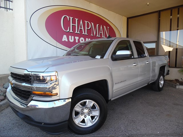 Used 2016 Chevrolet Silverado 1500 LT Extended Cab