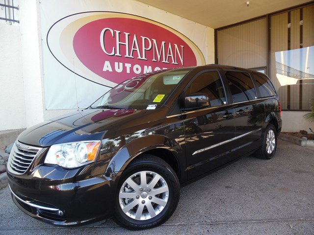 Used 2015 Chrysler Town and Country Touring