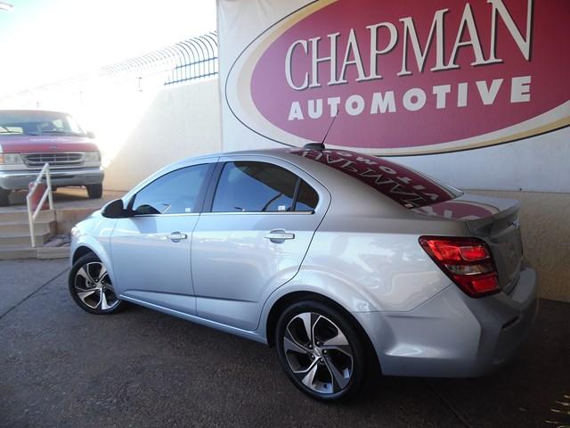 Used 2018 Chevrolet Sonic Premier