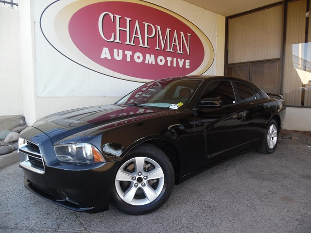Used 2013 Dodge Charger SE