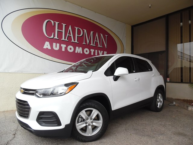 Used 2019 Chevrolet Trax LS