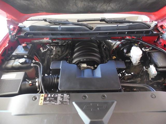 2017 Chevrolet Silverado 1500 LS Crew Cab