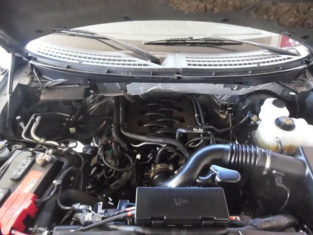 2011 Ford F-150 Platinum Crew Cab