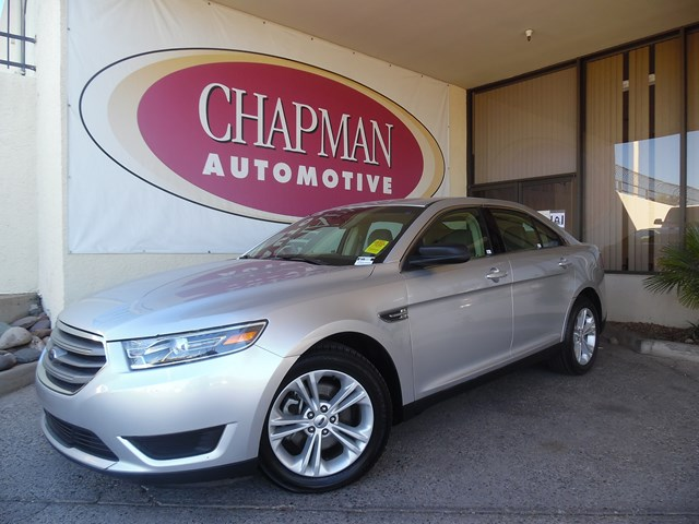 Used 2018 Ford Taurus SE