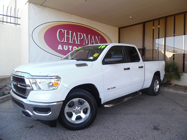 2019 Ram 1500 Tradesman Extended Cab