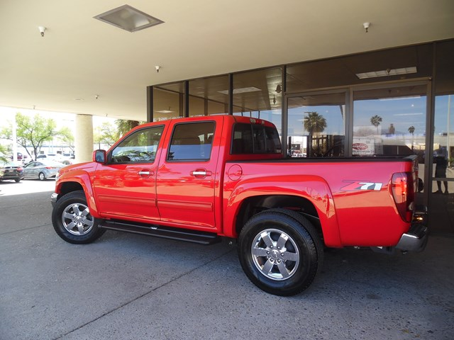Used 2012 Chevrolet Colorado LT Crew Cab