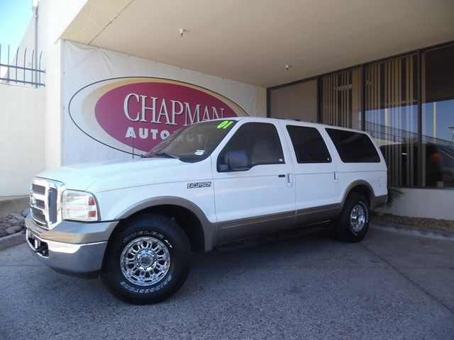 Used 2001 Ford Excursion Limited