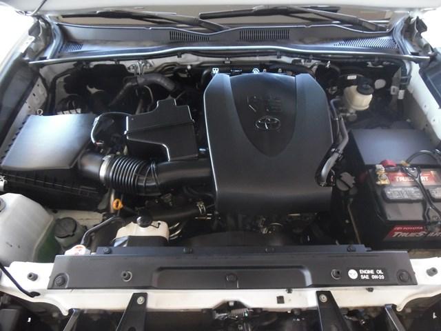 Used 2017 Toyota Tacoma SR5 V6 Extended Cab