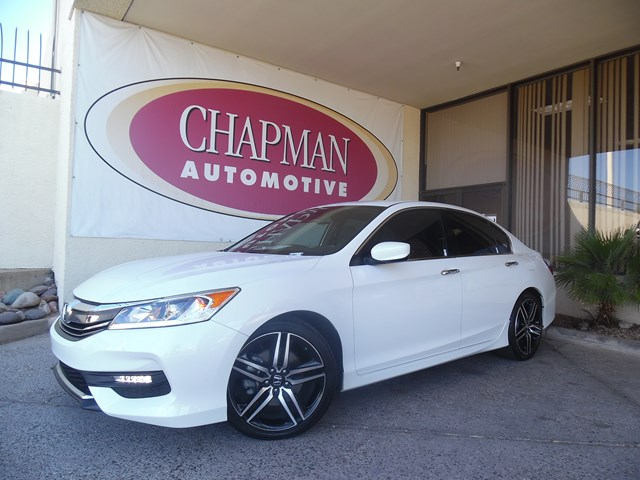 Used 2017 Honda Accord Sport Special Edition