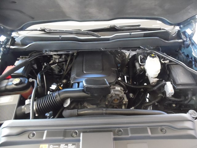 2015 Chevrolet Silverado 2500HD LT Crew Cab