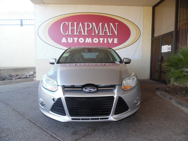Used 2012 Ford Focus SEL