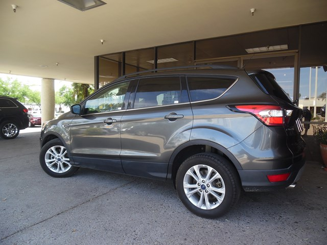 Used 2018 Ford Escape SE