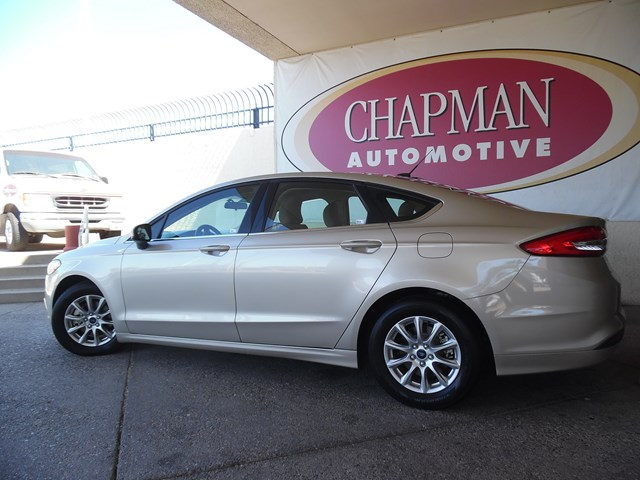 Used 2017 Ford Fusion S
