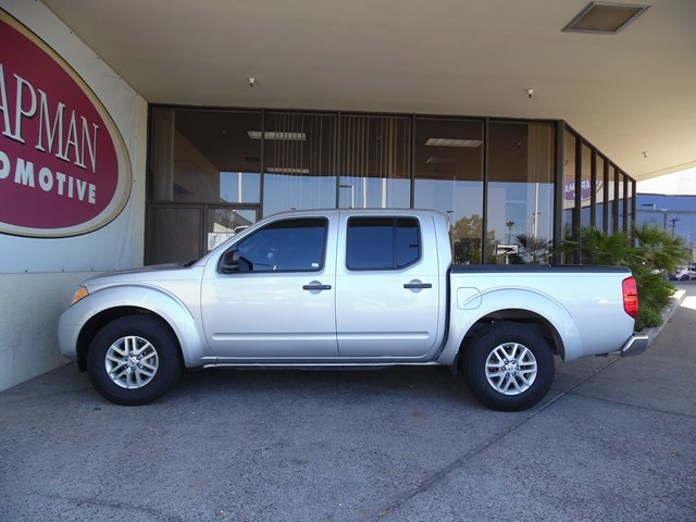 Used 2017 Nissan Frontier SV Crew Cab
