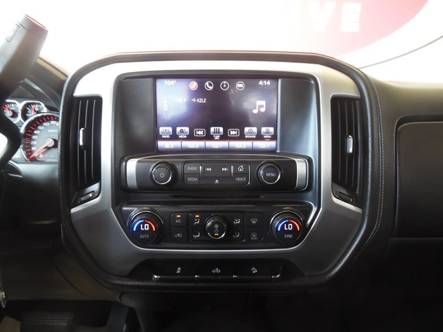 Used 2016 GMC Sierra 1500 SLE Extended Cab