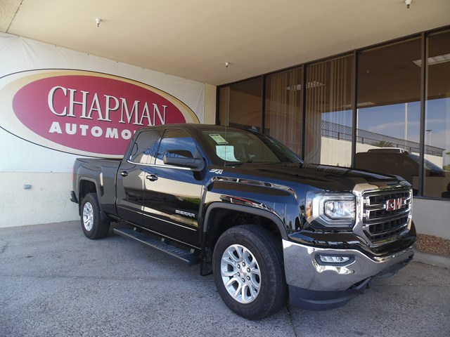 Used 2019 GMC Sierra 1500 Limited SLE Extended Cab