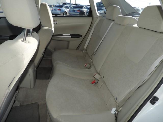 Used 2008 Subaru Impreza 2 5i For Sale Stock 460547b