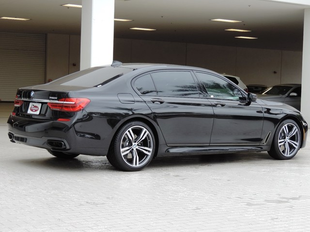 2016 Bmw 750i Xdrive Sedan 460744 Chapman Automotive