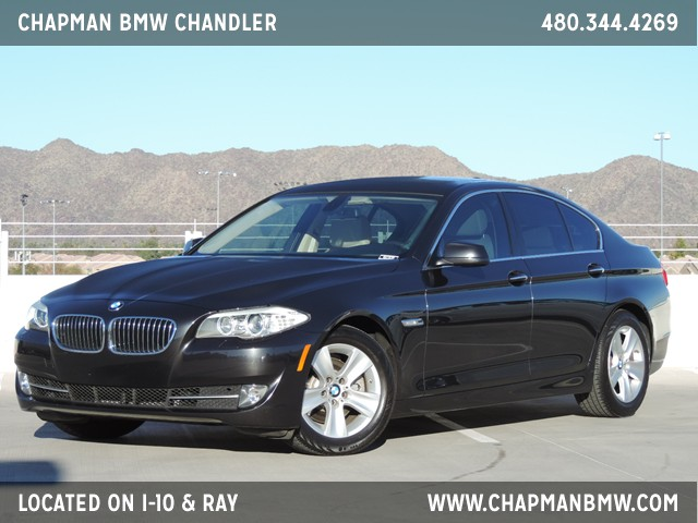 2012 BMW 5-Series 528i Nav Details