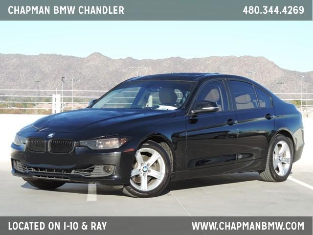2013 BMW 3-Series Sdn 328i Details
