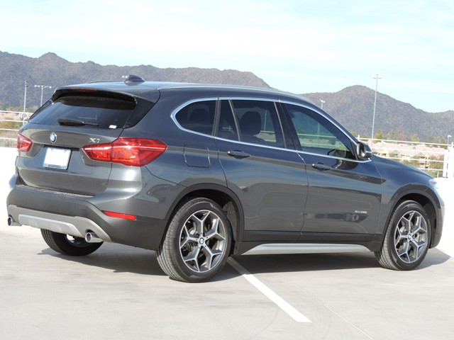 used 2016 bmw x1 xdrive28i for sale stock 470178a chapman bmw on camelback. Black Bedroom Furniture Sets. Home Design Ideas