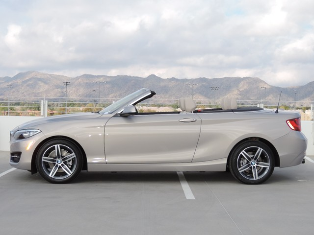 2017 bmw 230i convertible 470623 chapman az. Black Bedroom Furniture Sets. Home Design Ideas