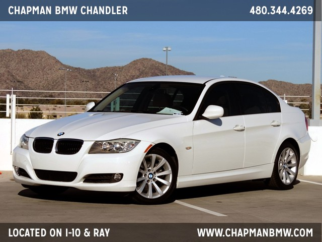 2011 BMW 3-Series Sdn 328i Details