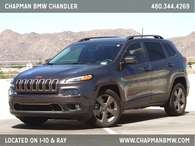 used 2016 jeep cherokee latitude for sale stock 470873a chapman bmw on camelback. Black Bedroom Furniture Sets. Home Design Ideas