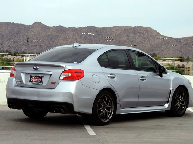 used 2016 subaru wrx sti limited nav for sale stock 470969a chapman bmw on camelback. Black Bedroom Furniture Sets. Home Design Ideas