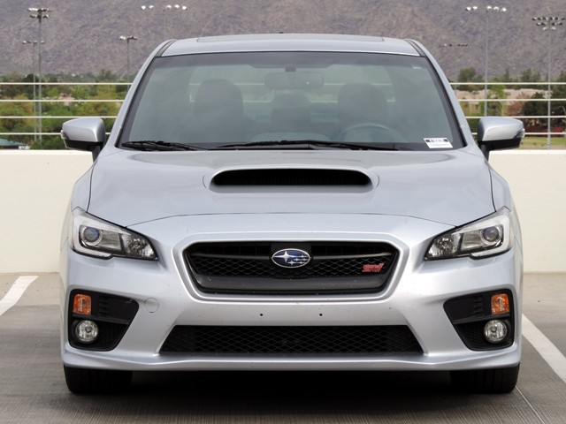 Used 2016 Subaru Wrx Sti Limited Nav For Sale Stock