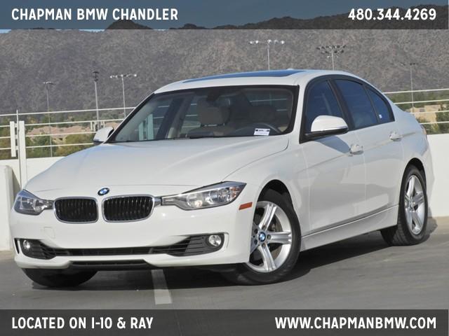 2014 BMW 3-Series Sdn 328i Details