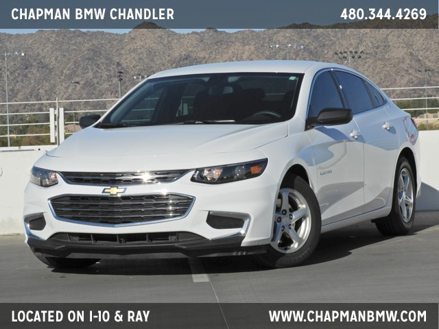 Used 2017 Chevrolet Malibu Ls For Sale Stock 480005s