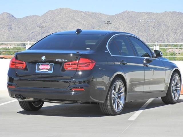 2018 BMW 330e iPerformance Sedan – Stock #480079