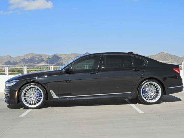 2018 Bmw Alpina B7 Xdrive Sedan Stock 480145 Chapman