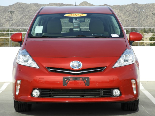 used 2014 toyota prius v five stock 480180a chapman bmw chandler. Black Bedroom Furniture Sets. Home Design Ideas