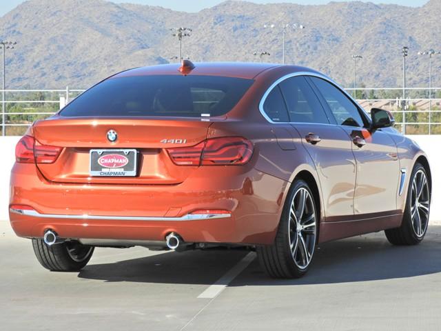 2018 BMW 440i Gran Coupe Sedan – Stock #480422