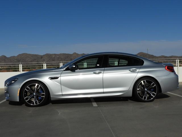 2018 BMW M6 Sedan – Stock #480678