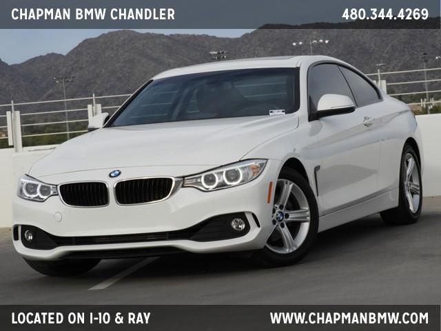 2014 BMW 4-Series 428i Nav Details