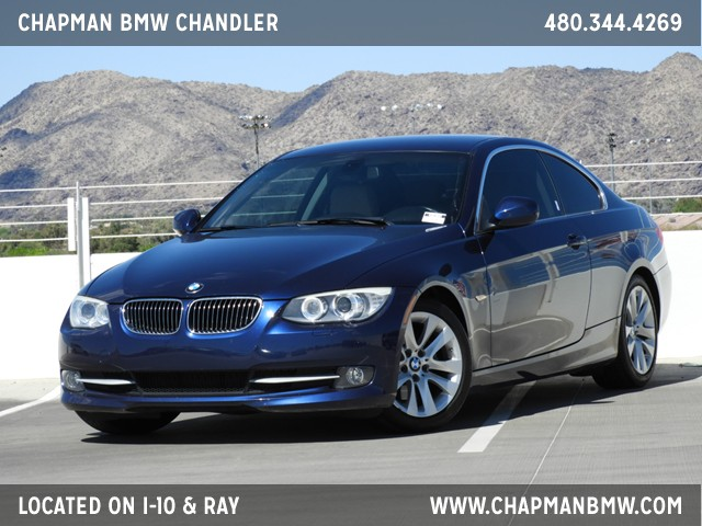 2012 BMW 3-Series Cpe 328i Nav Details