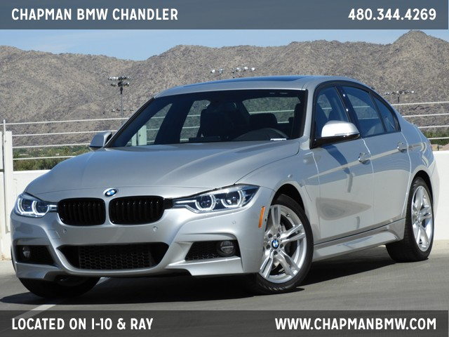 2018 BMW 340i xDrive Sedan – Stock #481012