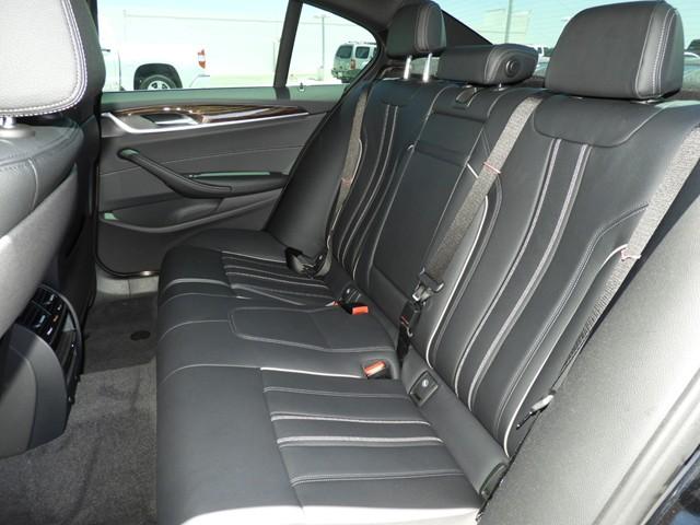 2018 BMW 530i Sedan – Stock #481060