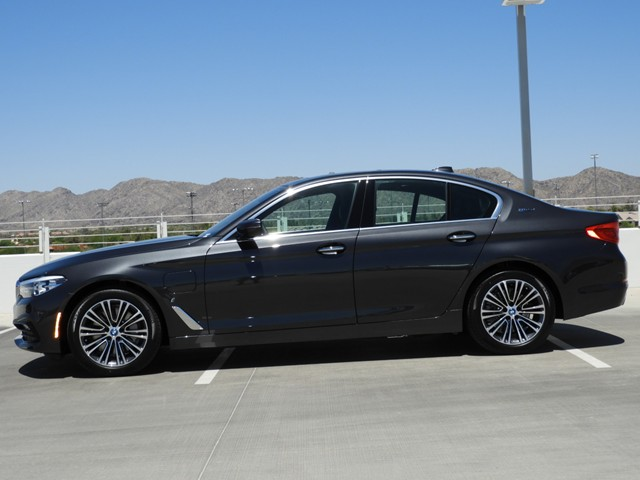 2018 BMW 530e iPerformance Sedan – Stock #481063