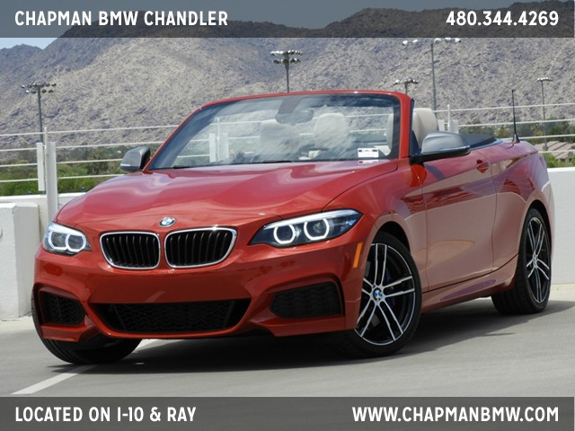2018 BMW M240i xDrive Convertible – Stock #481205