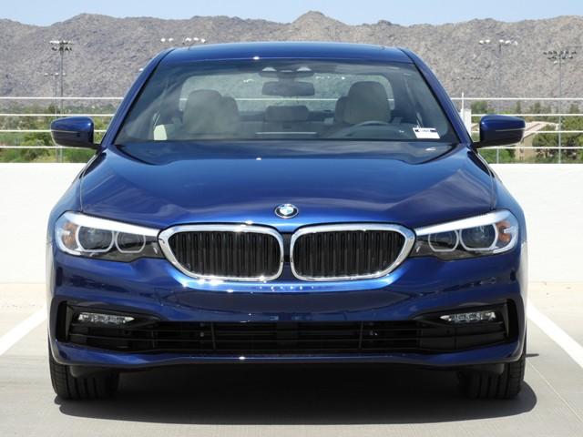 2018 BMW 530e iPerformance Sedan – Stock #481214